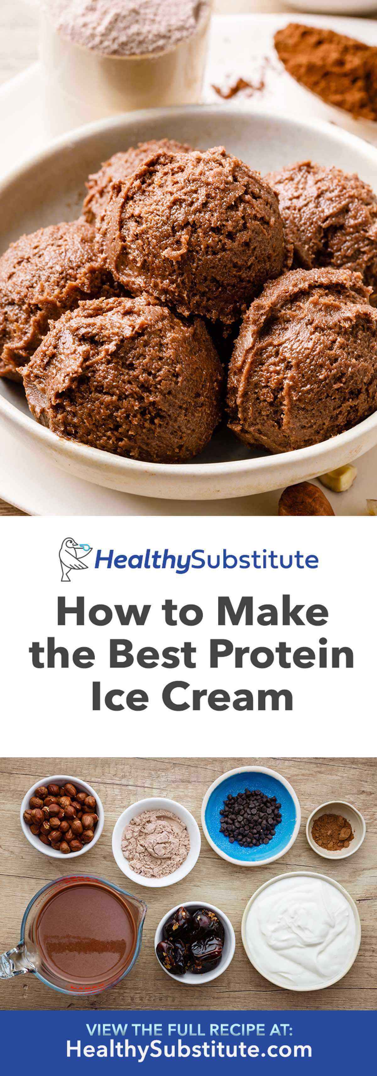 How to Make Protein Ice Cream