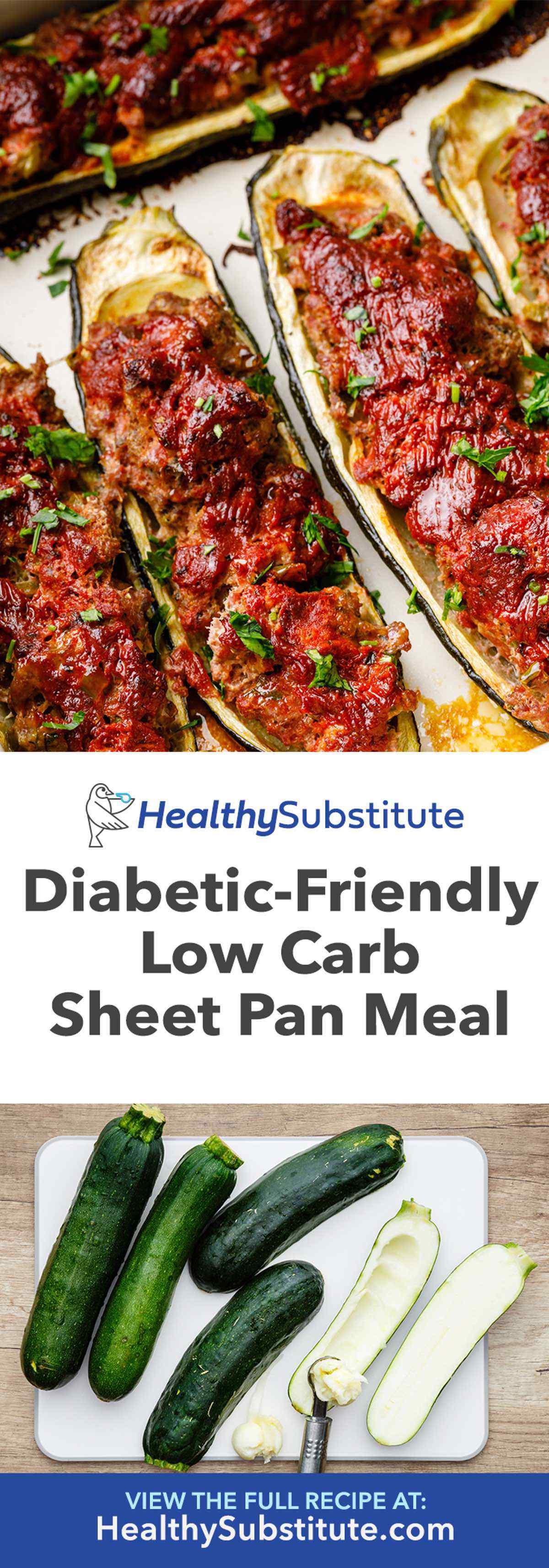 Low Carb Sheet Pan Dinner