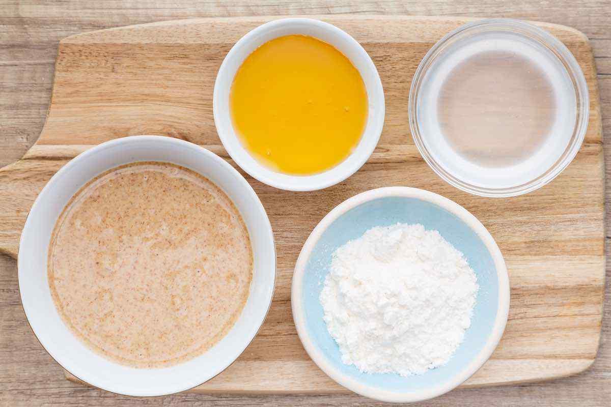 Homemade Honey Almond Butter Paleo Protein Bars