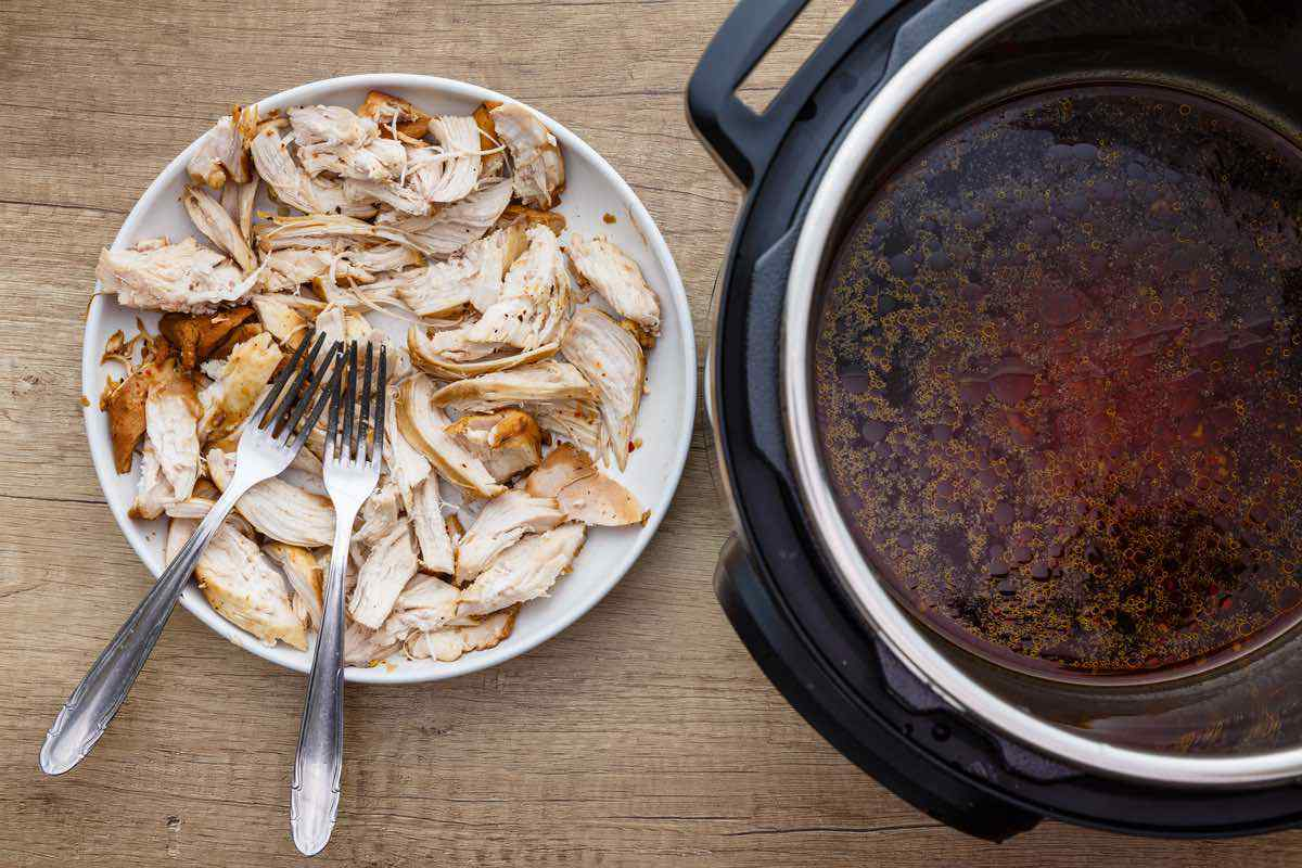 Teriyaki Instant Pot Chicken Breast Recipe