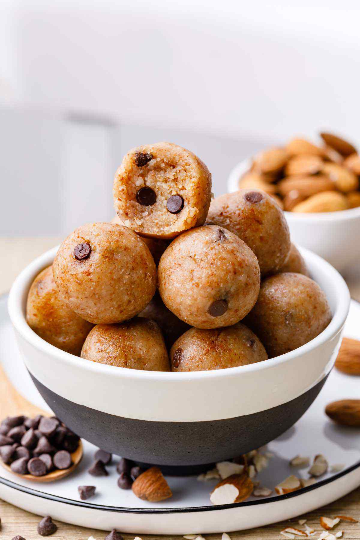 Low Carb Chocolate Chip Cookie Fat Bombs