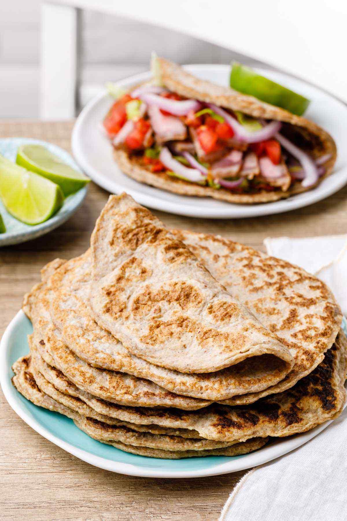 Low Carb Tortillas