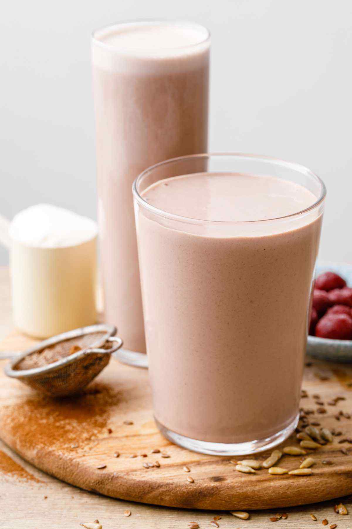Protein Shake for Weight Gain