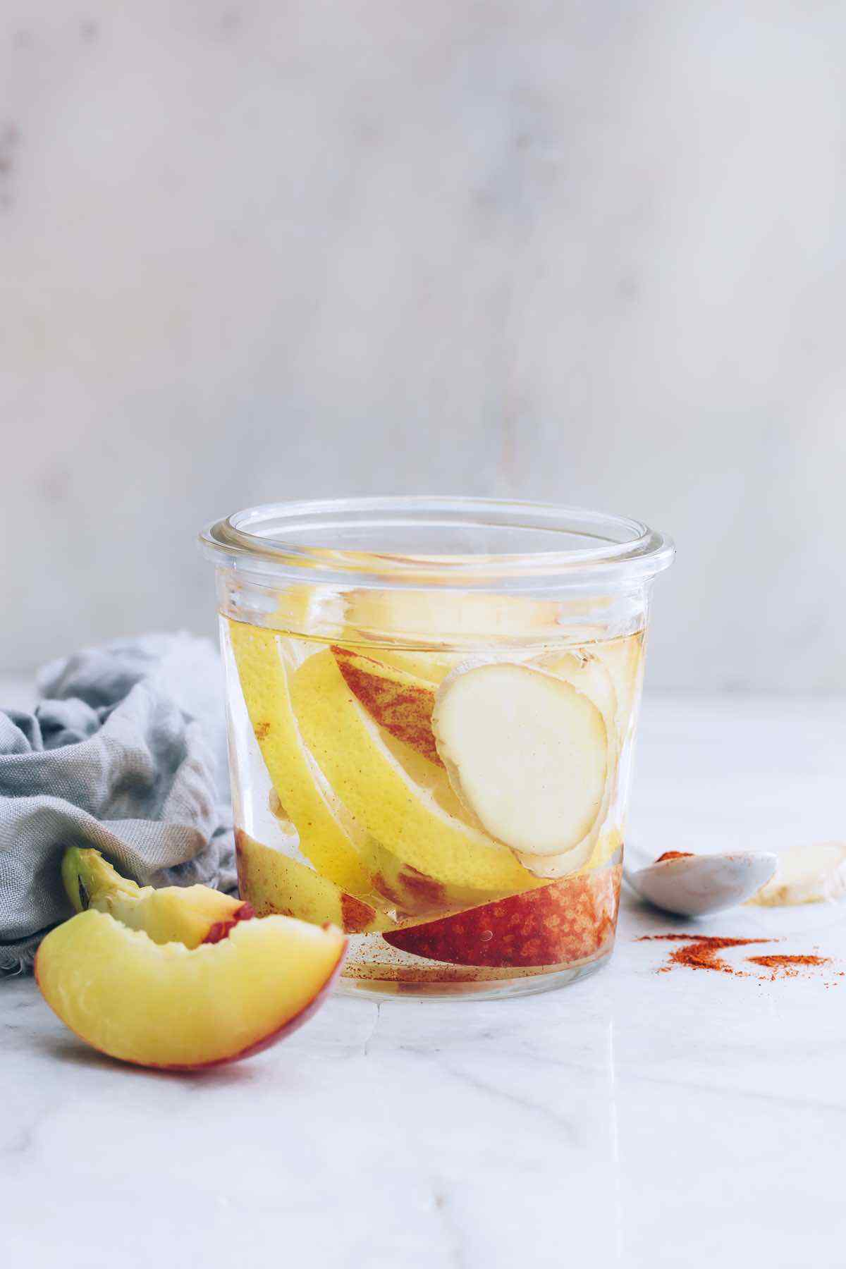 Spicy Cayenne Infused Water to Boost Metabolism