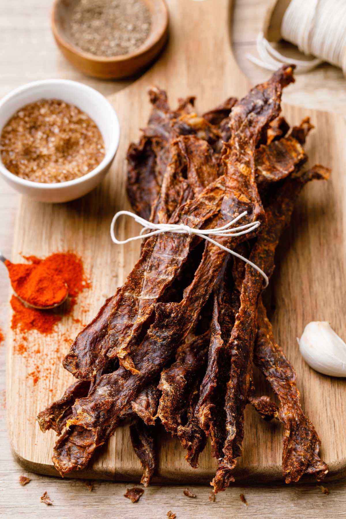 Easy Beef Jerky Recipe