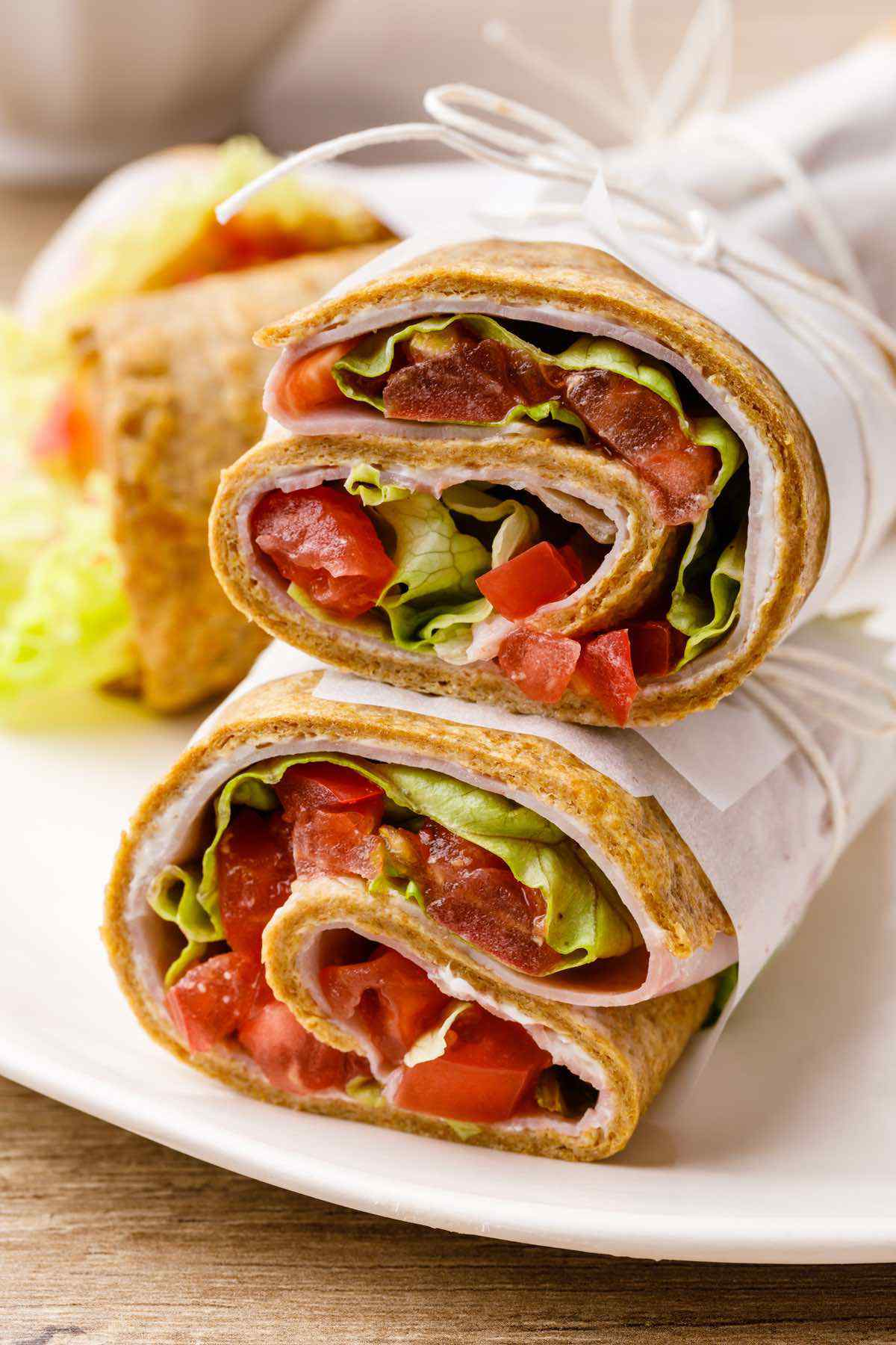 Low Carb Wraps