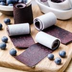 3-Ingredient Blueberry Fruit Leather