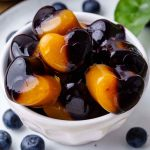 Blueberry and Peach Fruit Snacks