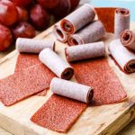 Red Grape Fruit Leather