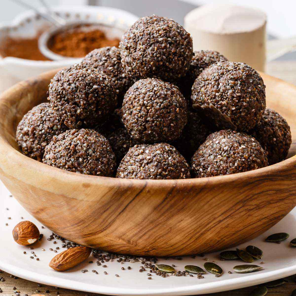 Energizing Keto Protein Balls To Fuel Your Body And Mind Healthy Substitute