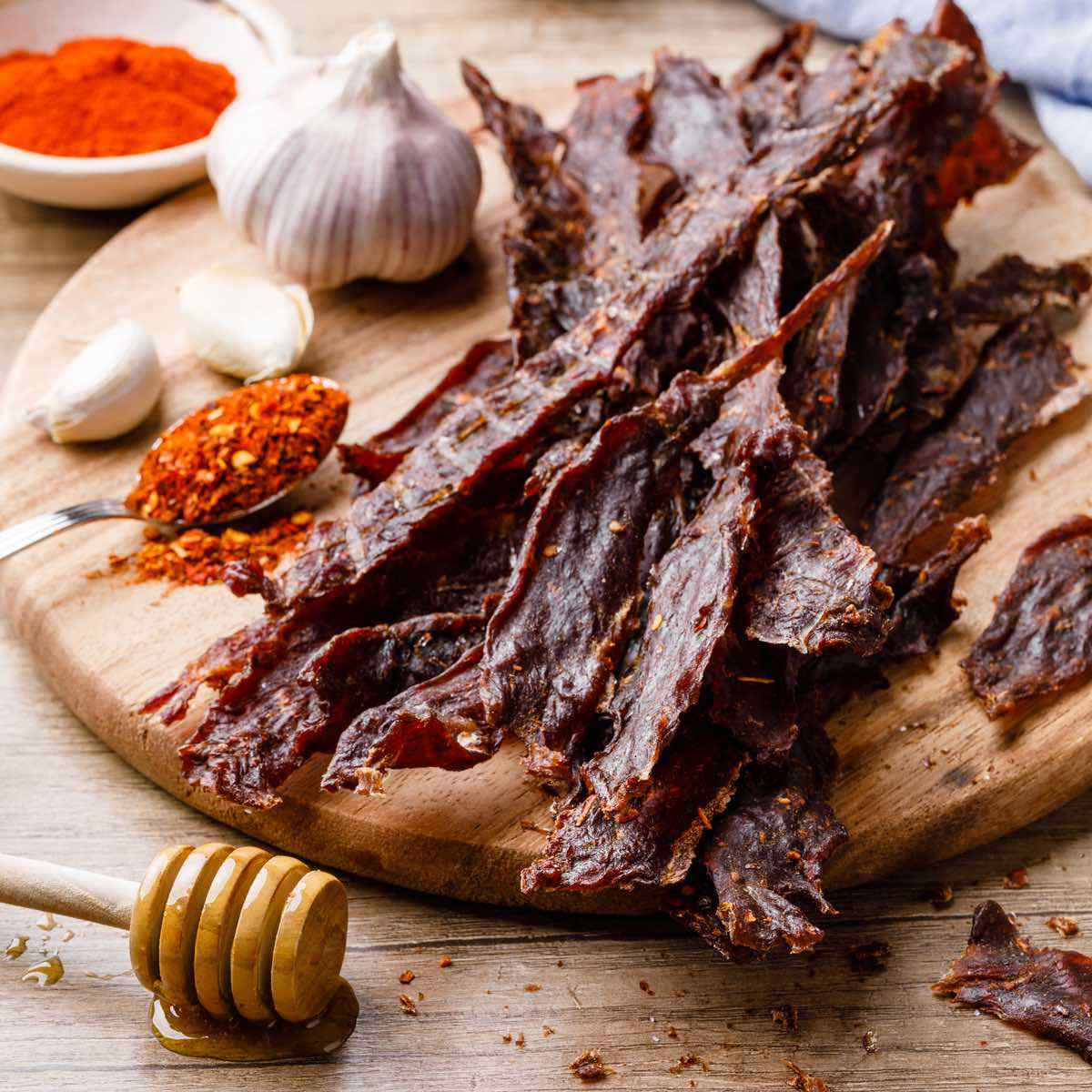 Best Naked Beef Jerky Recipe for a Healthy High Protein
