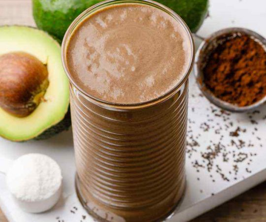 Collagen Peptide Smoothie