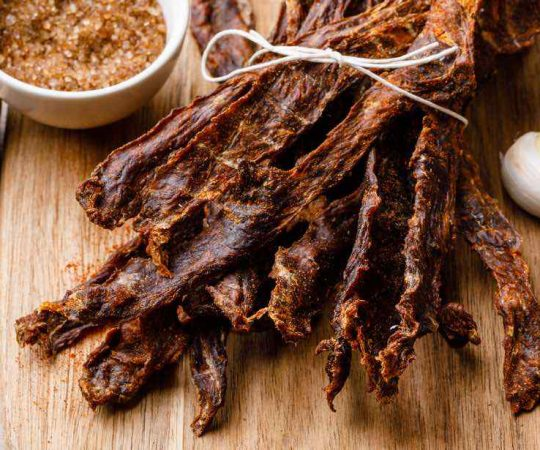 Easy Beef Jerky Recipe
