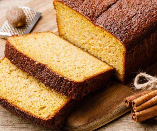 Low Carb Paleo Pumpkin Bread