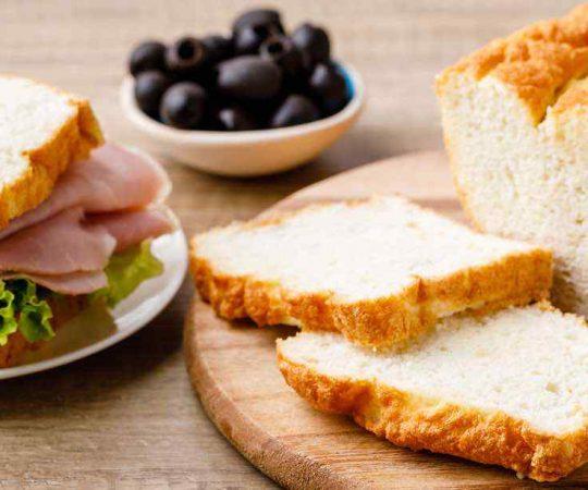 Low Carb Paleo Sandwich Bread