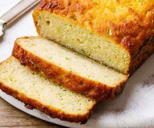 Low Carb Paleo Zucchini Bread