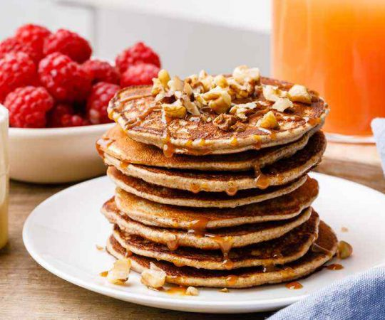 Protein Powder Pancake Recipe