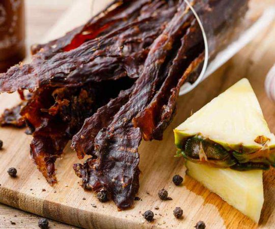 Teriyaki Beef Jerky Recipe