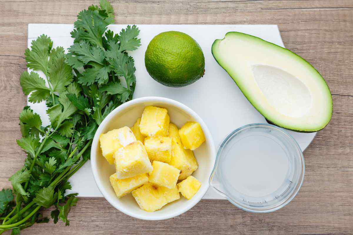 No Kale Green Smoothie Recipe