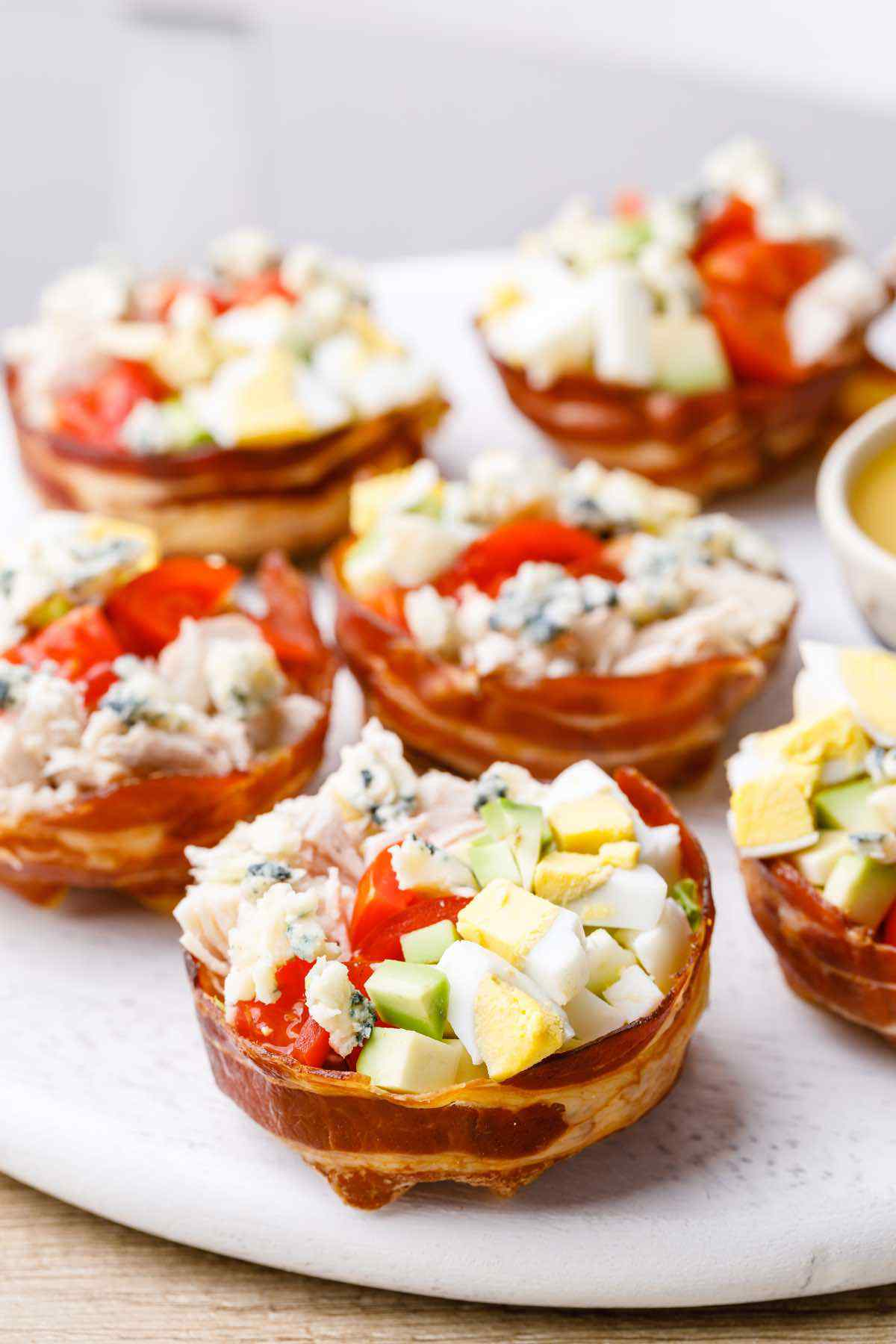 Cobb Salad Bites