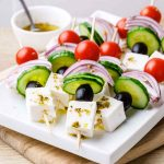 Greek Salad Bites