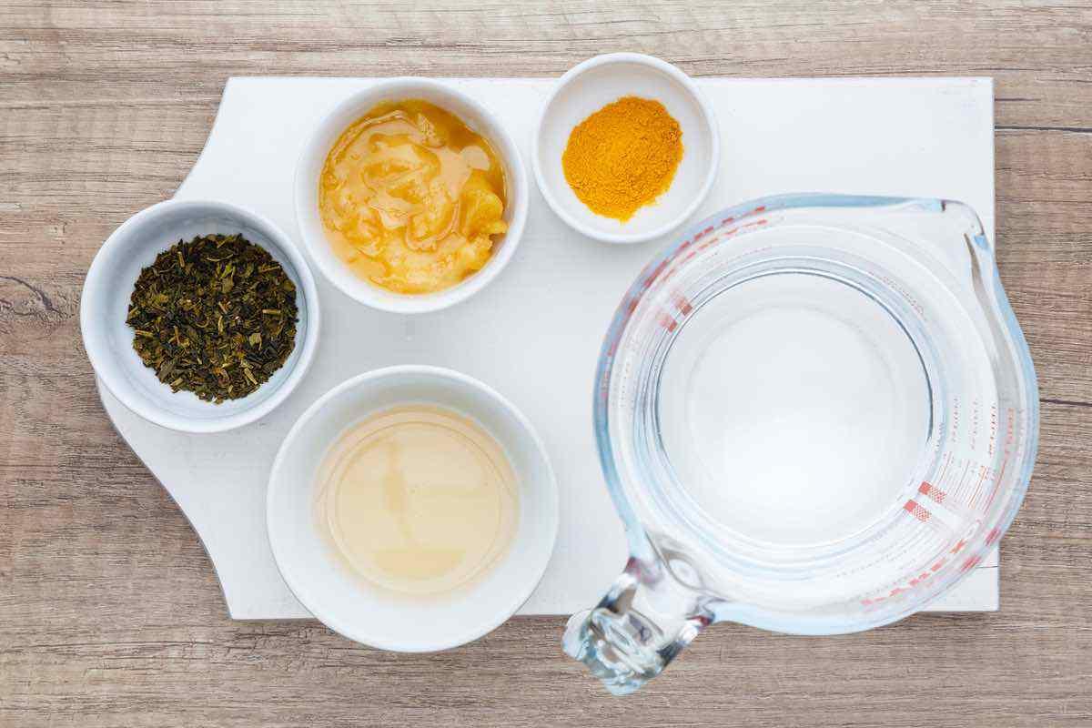 Turmeric Detox Tea