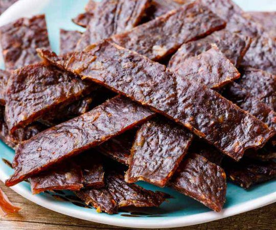 Homemade Ground Beef Jerky Recipe