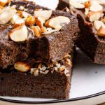 Fudgy Avocado Brownies Without Eggs