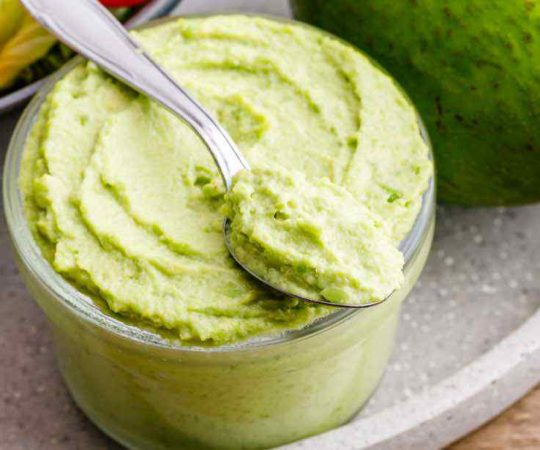 Homemade Avocado Mayo Substitute
