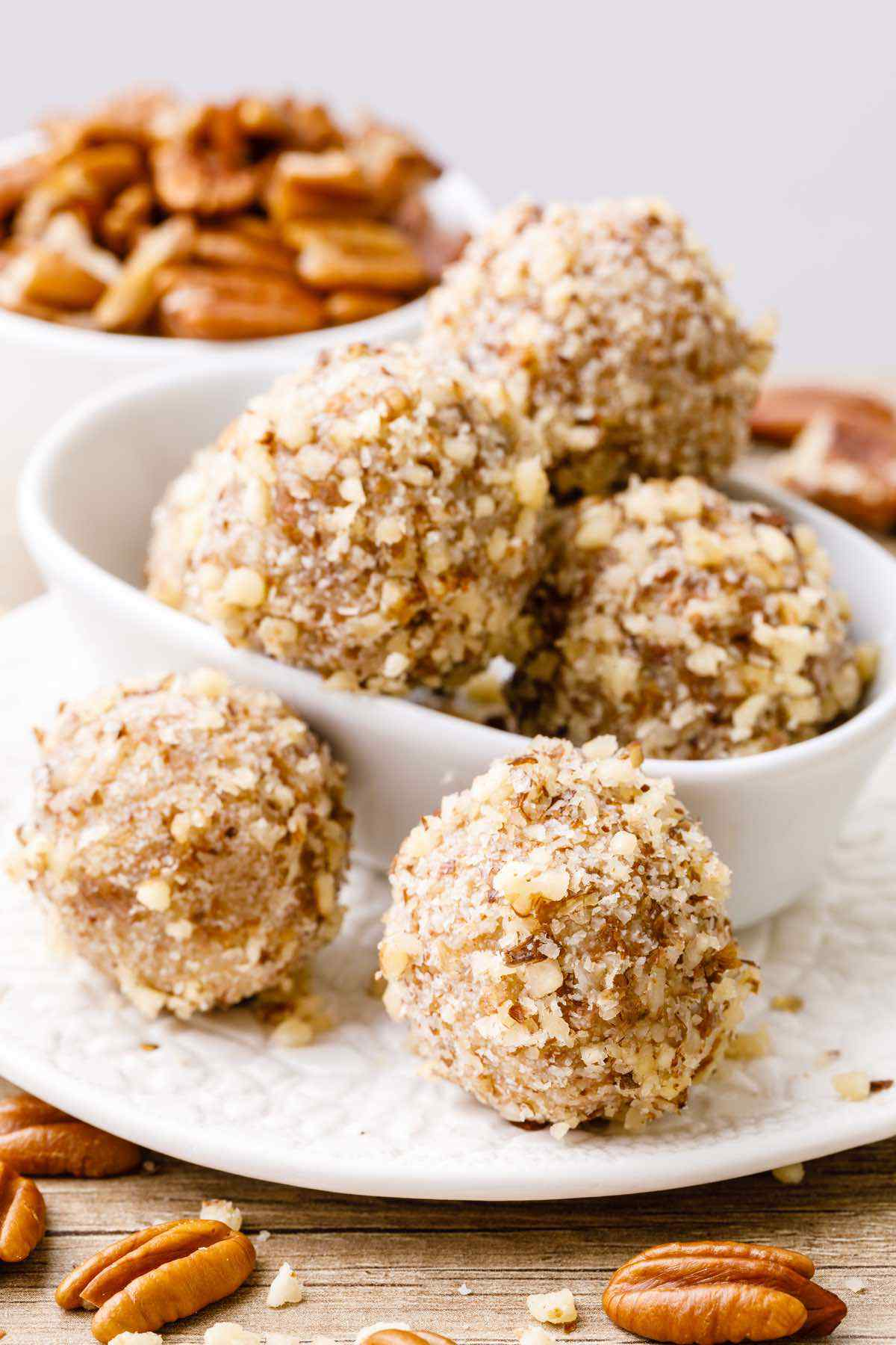 Pecan Pie Fat Bombs