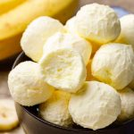 Banana Cream Pie Fat Bombs