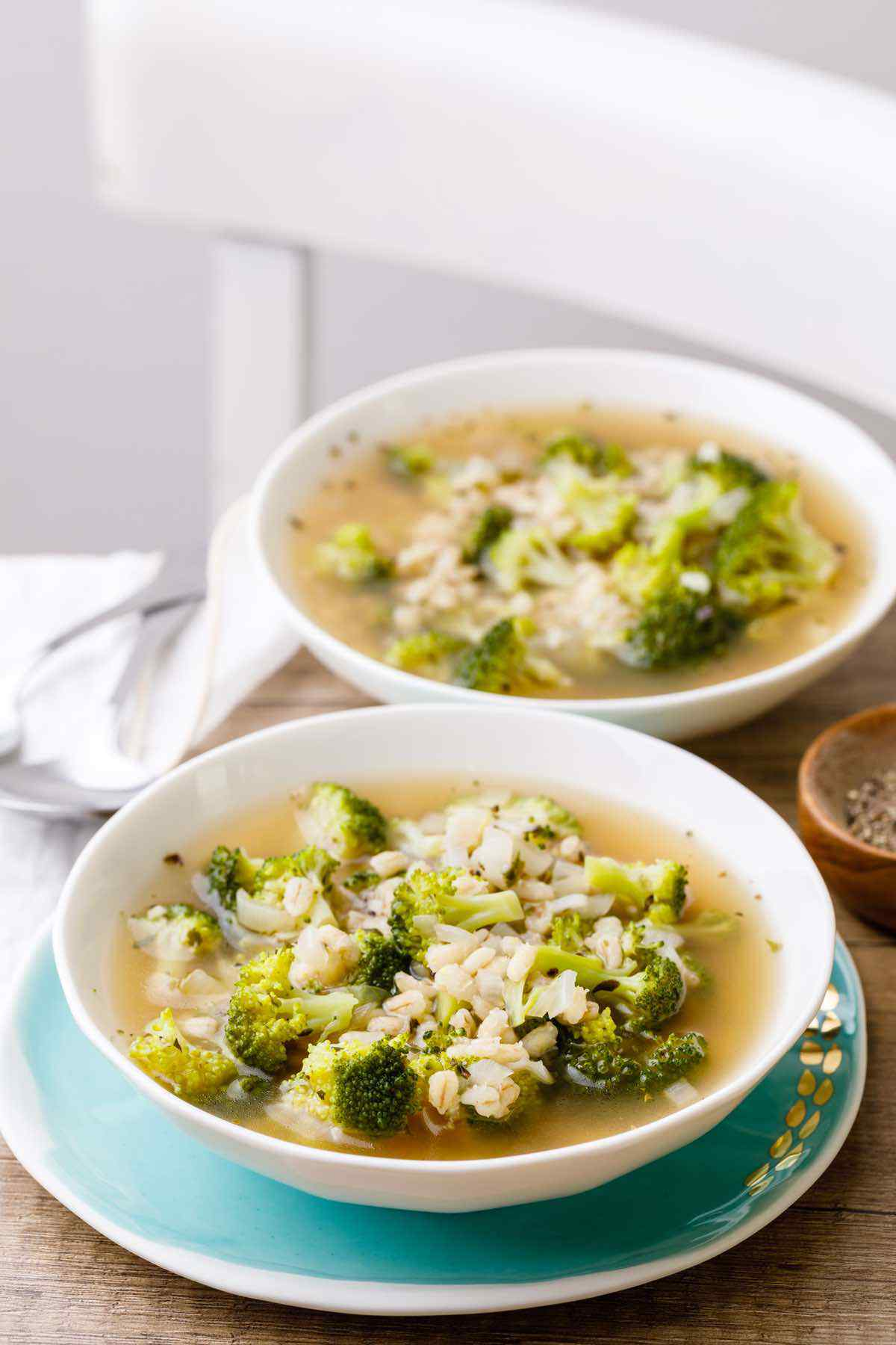 Bone Broth Soup for Joint Pain
