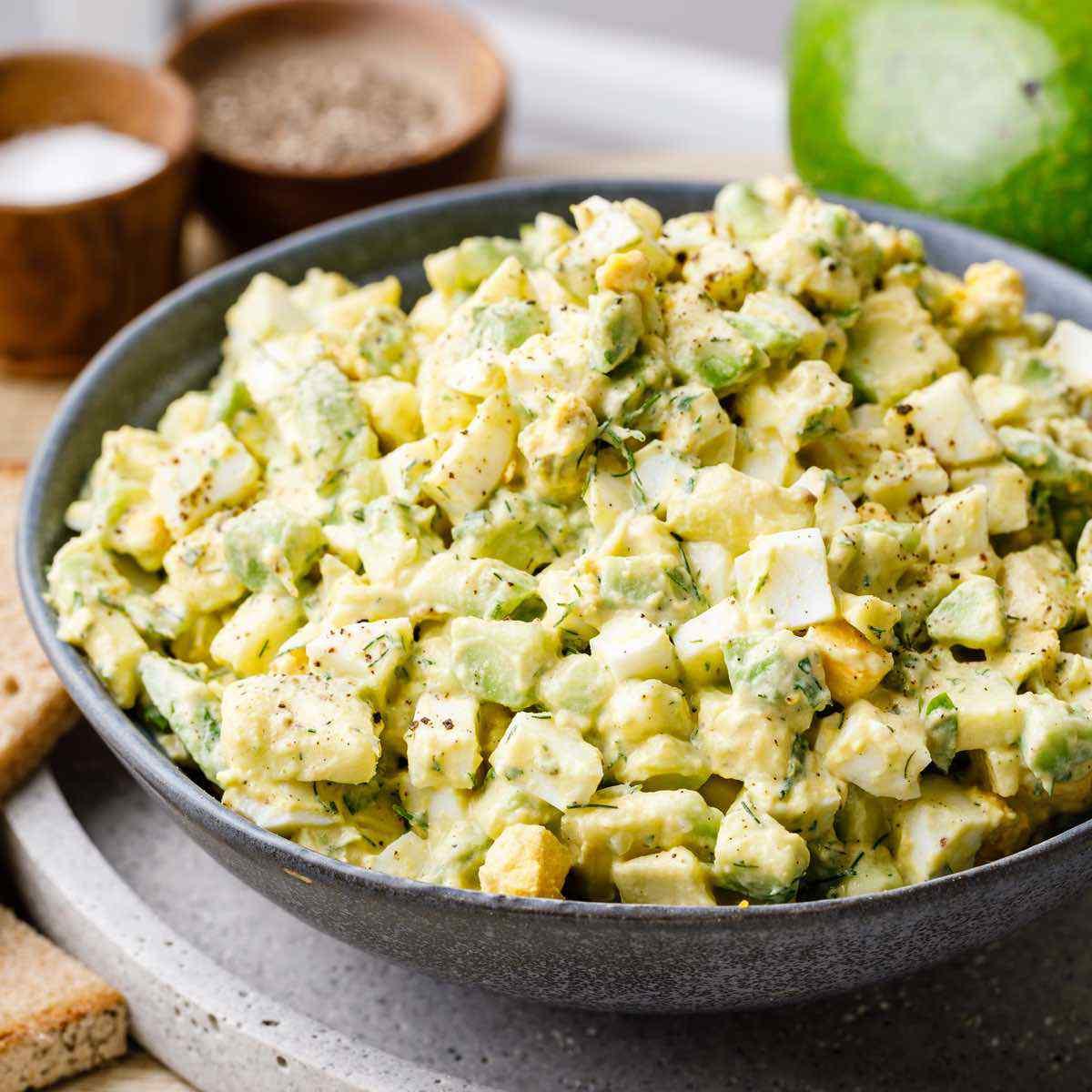 Egg Salad Recipe Without Mayo