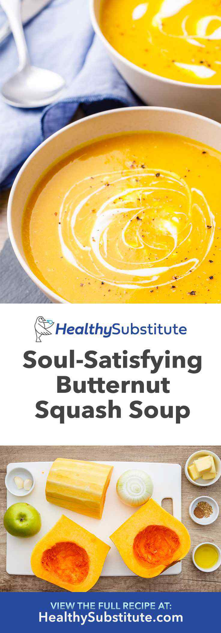 You need to try this incredible butternut squash soup!