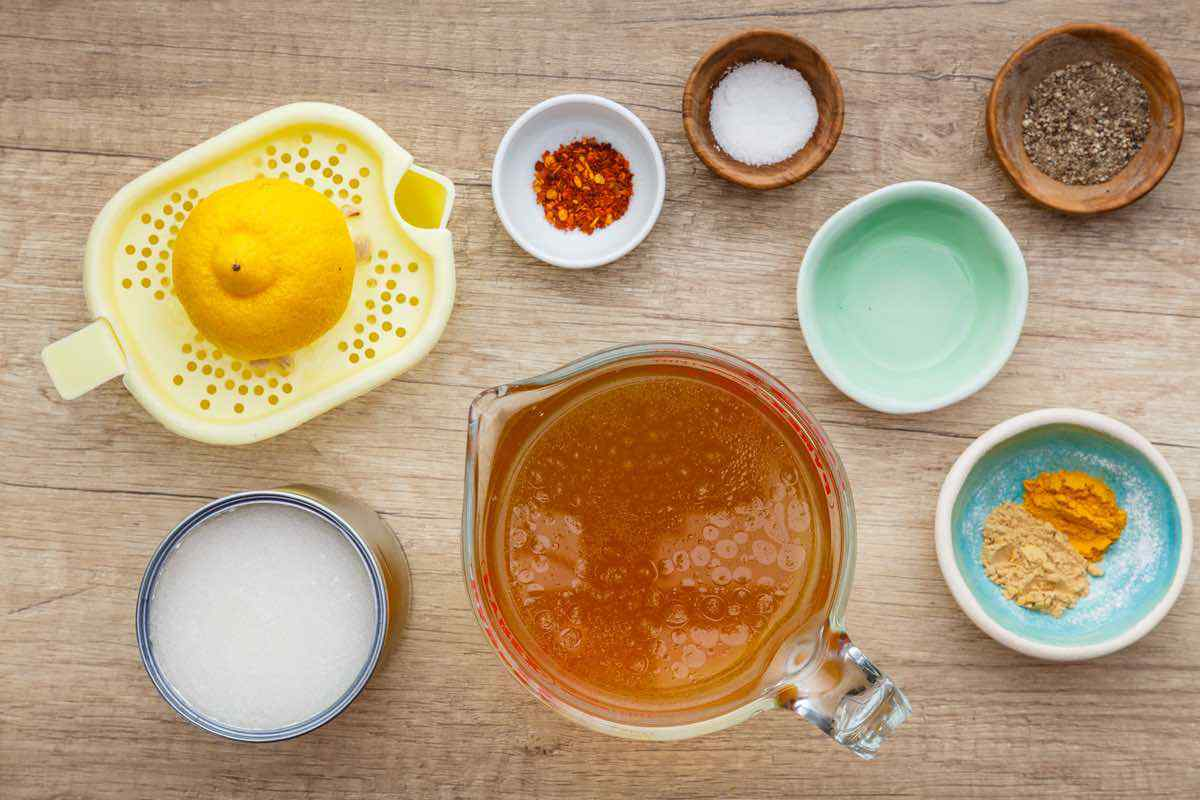 Turmeric Milk Soup