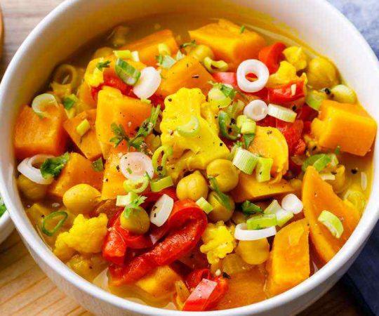 Turmeric Curcumin Soup