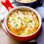 Beef Bone Broth French Onion Soup