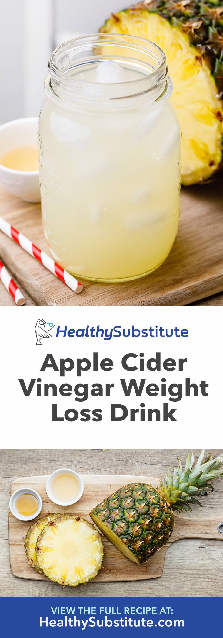 Light Apple Cider Vinegar Weight Loss Drink That's Gentle on Your Stomach