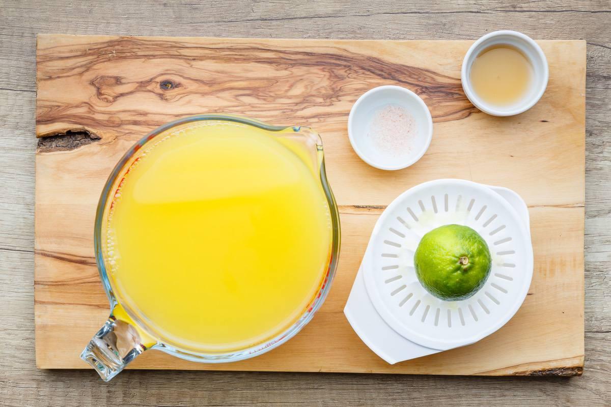 Healthy Homemade Energy Drink