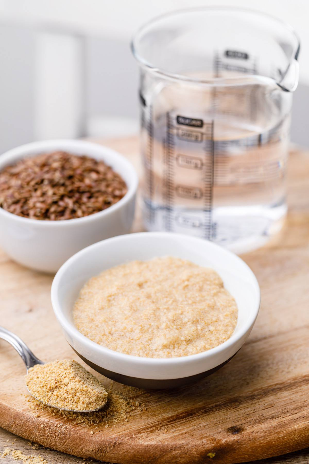 Flax Egg Substitute