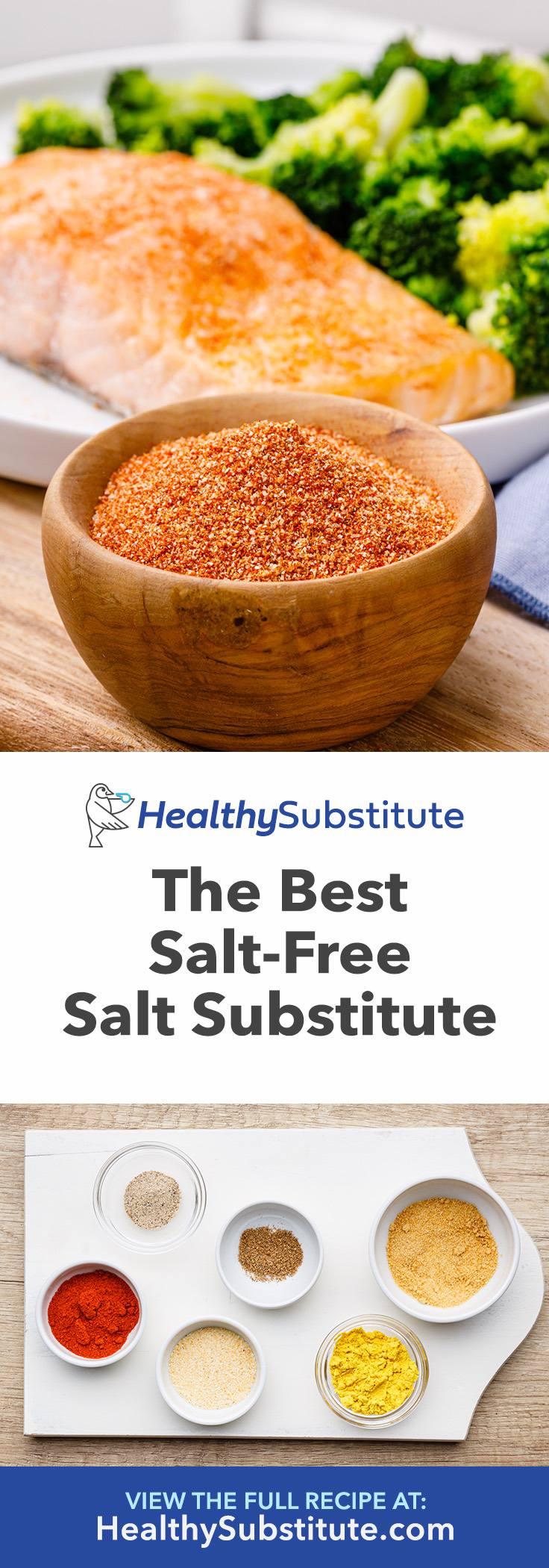 Homemade Salt Substitute
