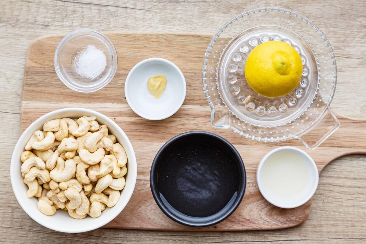 Vegan Sour Cream Substitute